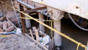 Commercial Foundation Repair in Miami Beach